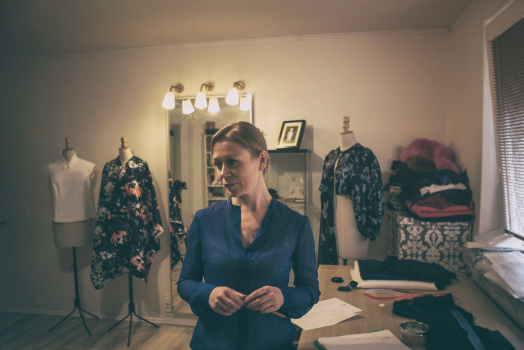Jana Kuzmová, módna návrhárka