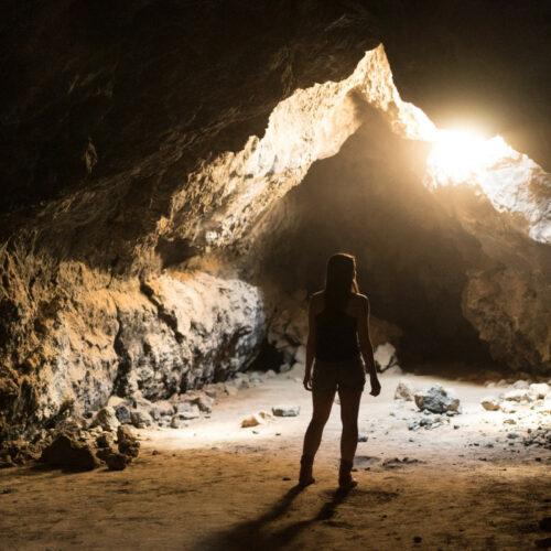 Jaskyňa, ilustračná snímka.